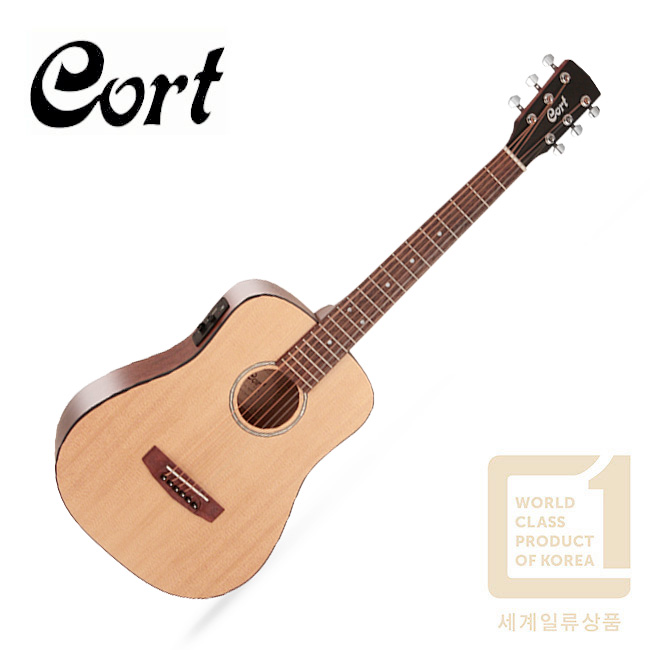 Cort AD Mini E / 콜트 미니 통기타