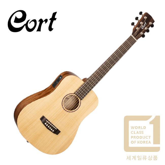 Cort Earth Mini E Adirondack / 콜트 미니 통기타 (OP)
