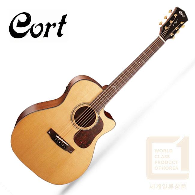 Cort Gold-A6 NAT / 올솔리드 통기타