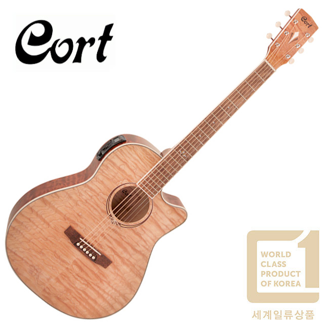 Cort MJ-QEDX NAT / 콜트 통기타