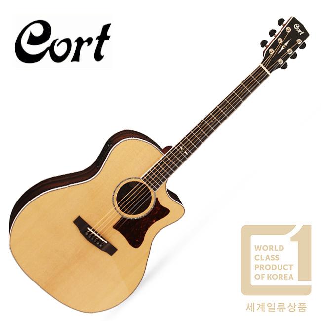Cort GA5F-ZR NAT / 콜트 통기타