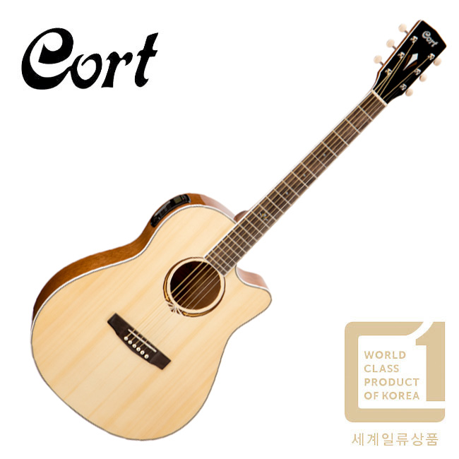 Cort MJ-MEDX / 콜트 통기타 (NAT)