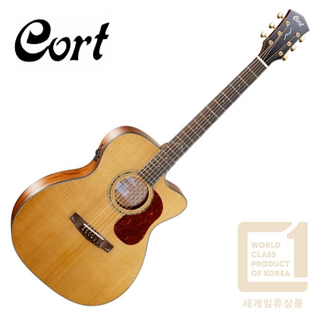 Cort Gold OC6 / 올솔리드 통기타 (NS/무광)