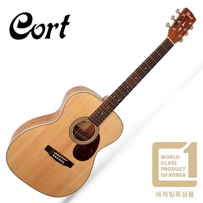 Cort L100-OK 콜트 통기타 NAT