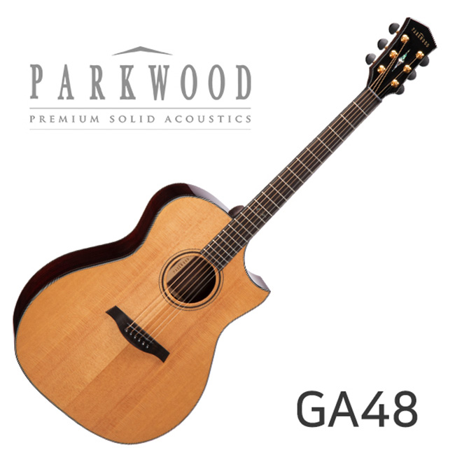 Parkwood 파크우드 어쿠스틱기타 GA48
