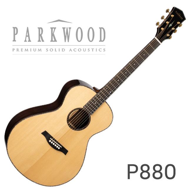 [CD 증정 이벤트]<br>Parkwood 파크우드 어쿠스틱기타 P880