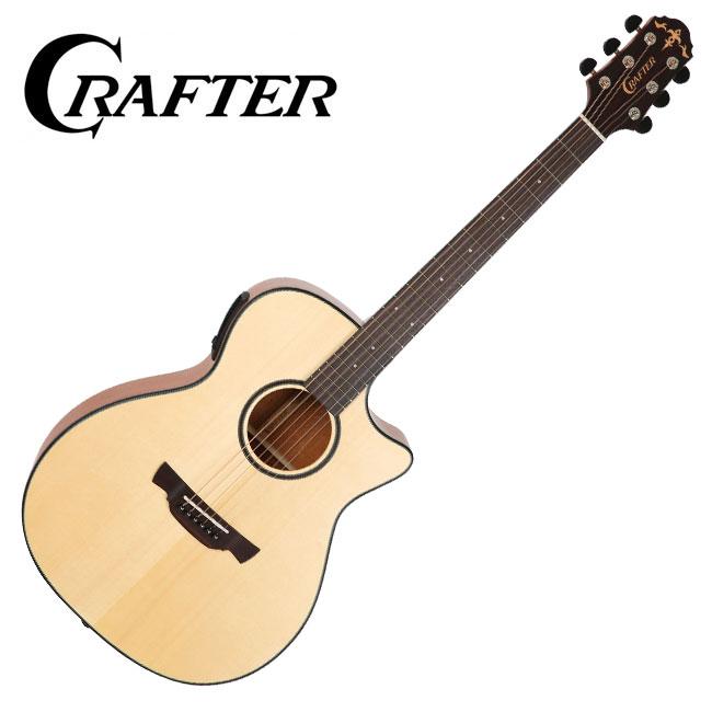Crafter KTXE-650 ABLE / 크래프터 통기타