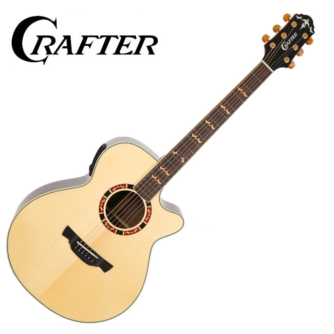 Crafter GODINUS FW PLUS / 크래프터 통기타