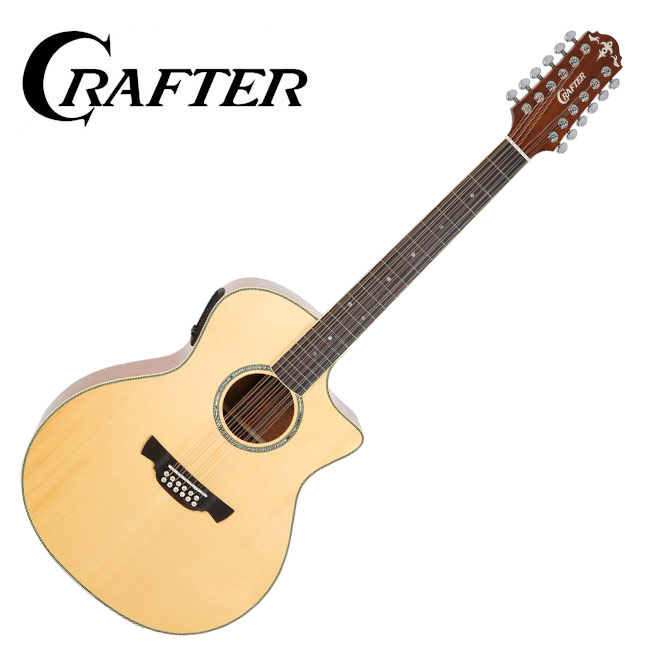 Crafter GLORIA 12S (12-String) / 크래프터 12현 통기타