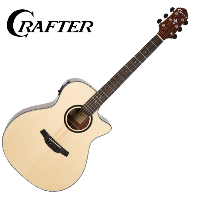 Crafter HGE-250 (HG250CE) / 크래프터 통기타