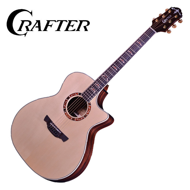 Crafter GODINUS MACASSAR / 크래프터 통기타