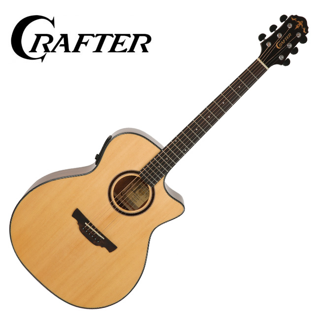Crafter GXE-600 ABLE / 크래프터 통기타