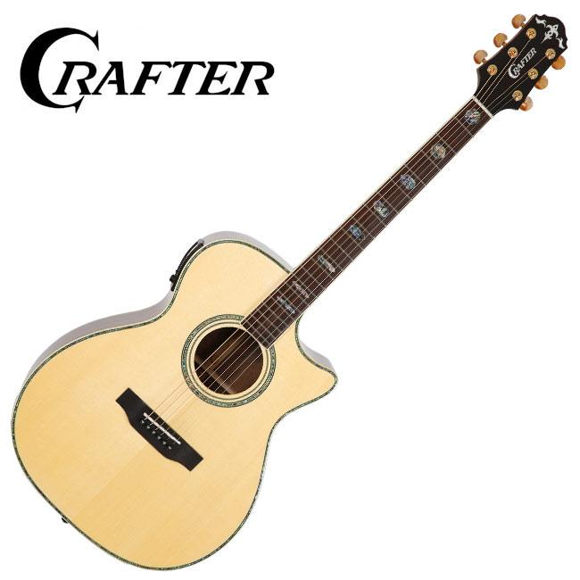 Crafter KTC-045 SR PRIME / 크래프터 통기타