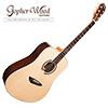 GopherWood - G800 NA(유광)<br>고퍼우드 어쿠스틱 기타