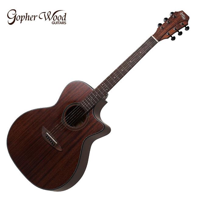 GopherWood - G230MC<br>고퍼우드 어쿠스틱 기타
