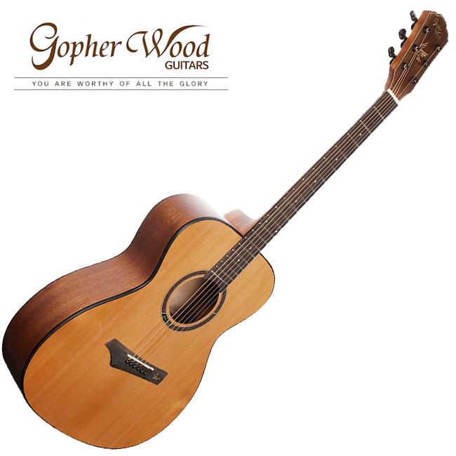 GopherWood - i210R (Top Gloss)<br>고퍼우드 어쿠스틱 기타
