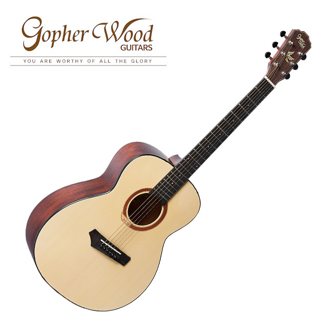 GopherWood - i110S OP(오픈포)<br>고퍼우드 스몰바디 어쿠스틱 기타