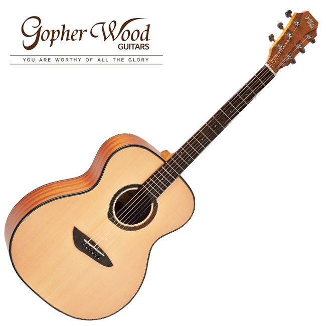 GopherWood - G110 NS(무광)<br>고퍼우드 어쿠스틱 기타