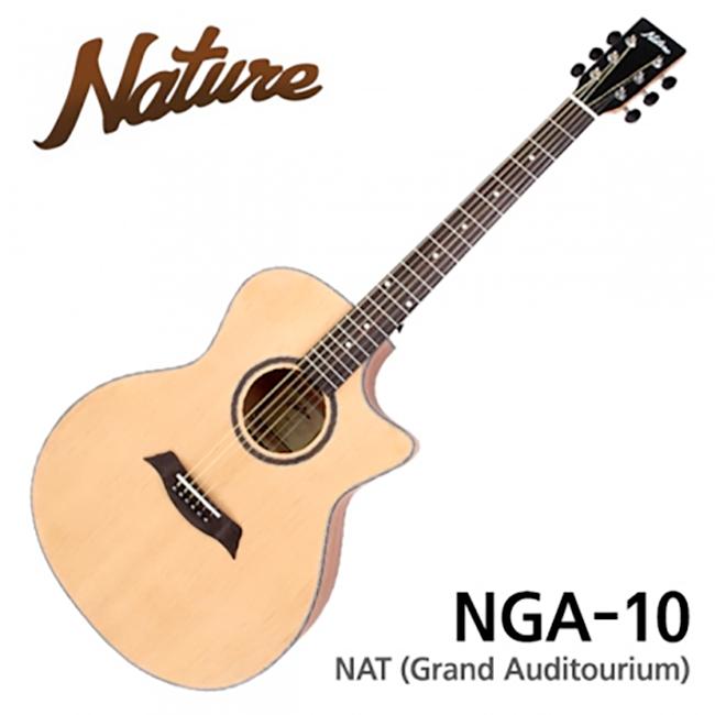 Nature NGA-10 / 네이처 통기타