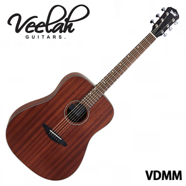 [그랩튠 튜너카포 증정] Veelah VDMM / 비일라 어쿠스틱기타