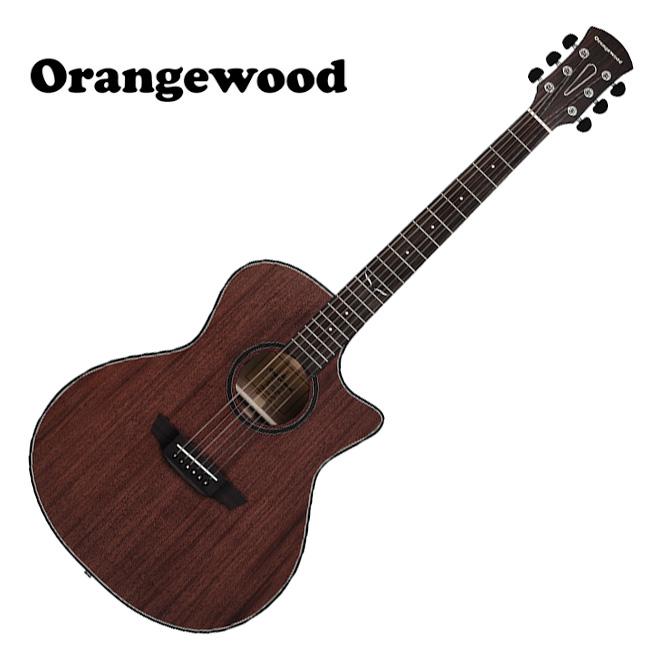 Orangewood - Overland 콜렉션 Morgan M 오렌지우드 통기타 (악세사리팩 무상제공)