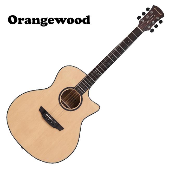 Orangewood - Overland 콜렉션 Morgan-S 오렌지우드 통기타 (악세사리팩 무상제공)