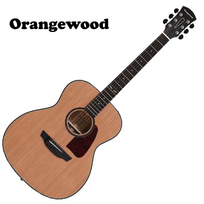 Orangewood - Overland 콜렉션 Oliver-C<br>오렌지우드 통기타 (악세사리팩 무상제공)