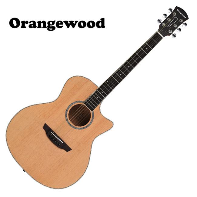 Orangewood - Playa 콜렉션 REY-S<br>오렌지우드 통기타 (악세사리팩 무상제공)
