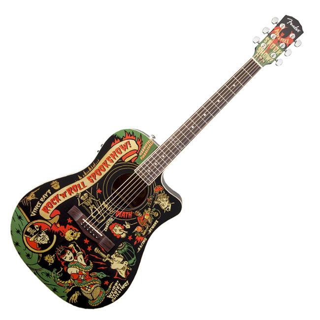 Fender - Hot Rod Design VInce Ray SpookShow T-Bucket (096-9912-006)