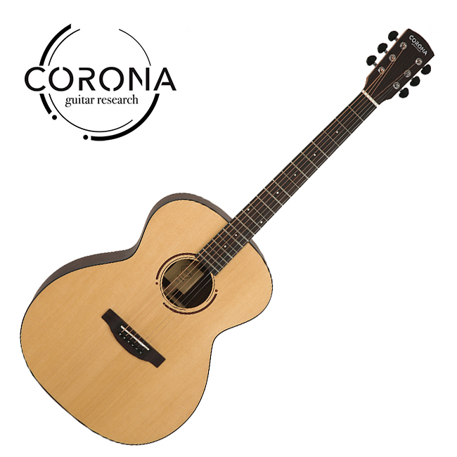[10th New Generation]<br>Corona - CF1000 / 코로나 탑솔리드 어쿠스틱 기타
