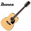 Ibanez - Performance PF1512 / 아이바네즈 12현 통기타 (Natural)