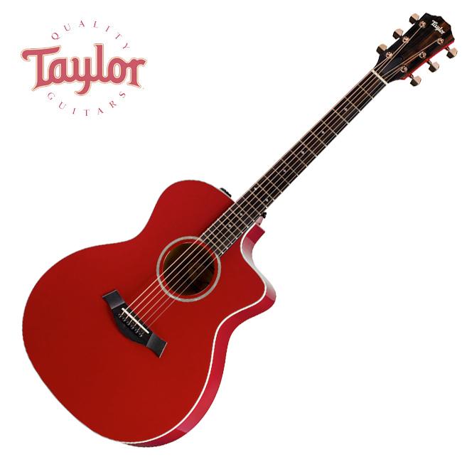 Taylor 214ce-RED DLX / 테일러 통기타