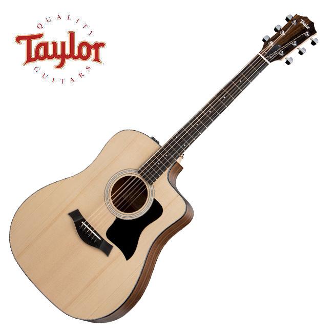 Taylor 110ce (ES2) / Sitka Spruce & Walnut (Maple Neck)