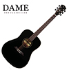 DAME Lilies300S EQ All Solid BK