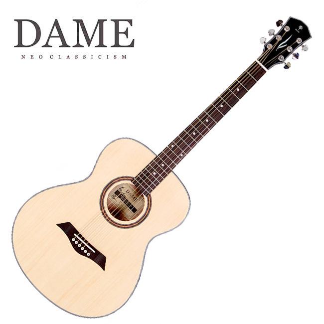 DAME LILIES 70 Concert / 데임 릴리스 통기타 (NA 유광)