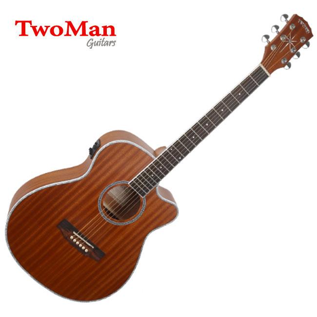 [레몬트리 교본증정]Twoman BE-300 이큐장착 통기타