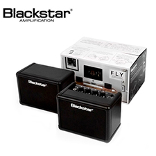 <font color=#262626>BlackStar FLY STEREO PACK 미니 기타 앰프(FLY 3+FLY 103 EXTENTION CABINET)</font>
