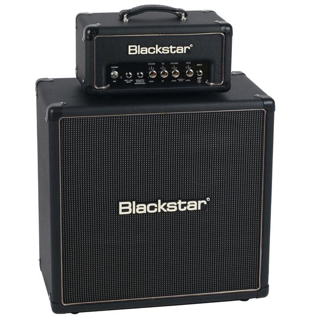 BlackStar HT-1RS 블랙스타 기타 풀진공관헤드+캐비넷 셋트