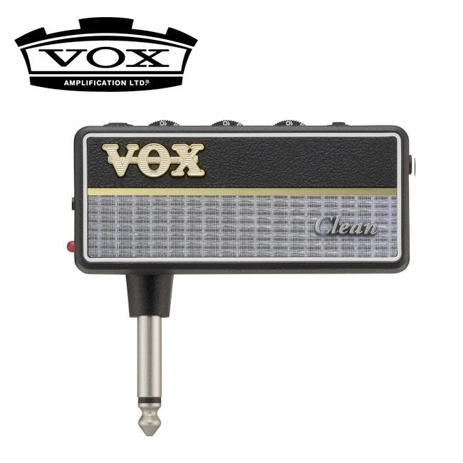 VOX amPlug2 Clean AP2-CL 헤드폰 기타 앰프
