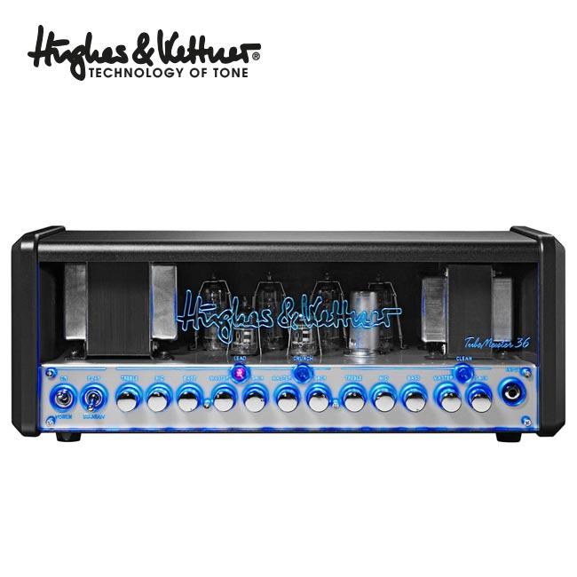 Hughes & Kettner TM36H / TubeMeister 36 Head (FS-2 풋 스위치포함)