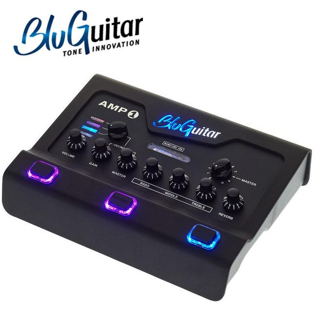 BluGuitar - AMP1 Iridium Edition / 블루기타 가장 작고 가벼운 100W 진공관 하이게인 앰프 헤드