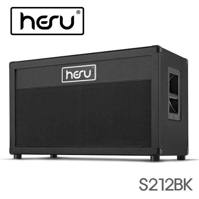 Hesu S212BK-B (2x12) / 폴란드산 기타 앰프 캐비넷