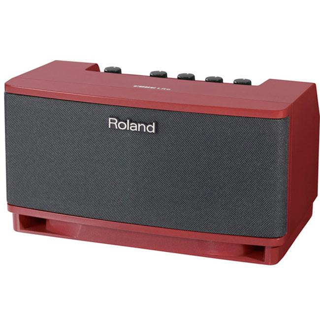 Roland Cube LT Lite 레드 (아이폰 연동 테이블탑 기타 앰프)