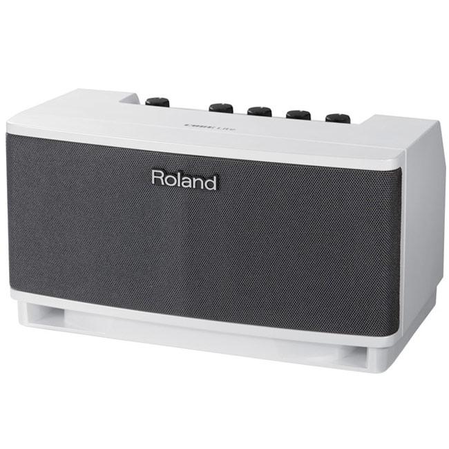 Roland Cube LT Lite 화이트 (아이폰 연동 테이블탑 기타 앰프)