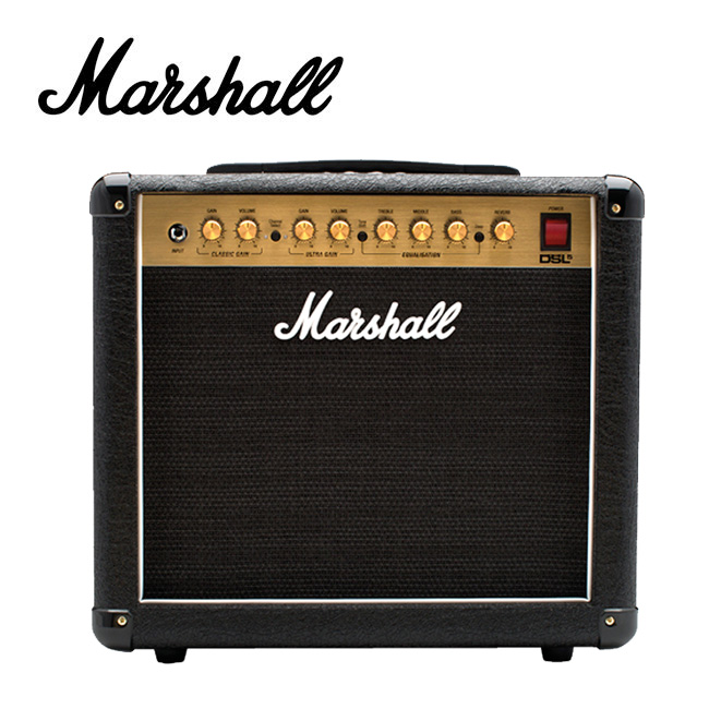 Marshall DSL5CR / 마샬 풀진공관 콤보