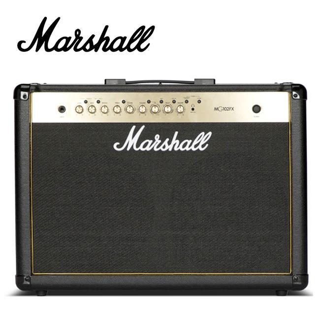Marshall MG102GFX / 마샬 100와트 기타앰프