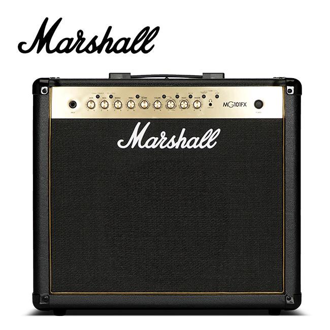 Marshall MG101GFX / 마샬 100와트 기타앰프