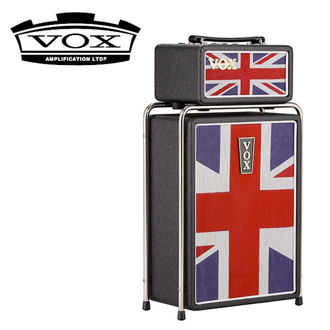 [Limited Edition] VOX Mini Superbeetle Union Jack (MSB25-UJ)기타 앰프