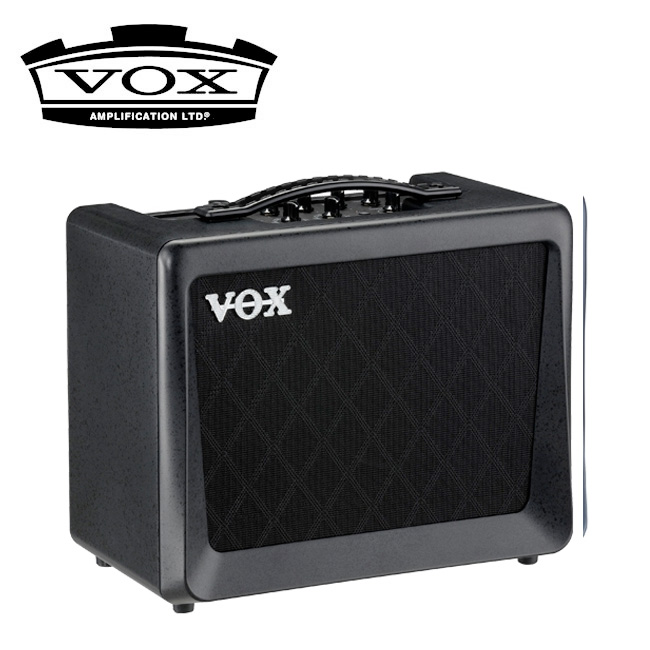 VOX VX15 GT 15W 모델링 기타 앰프