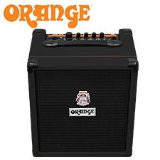 <font color=#262626>Orange CRUSH BASS 25 BK 오렌지 크러쉬 연습용 베이스 앰프</font>